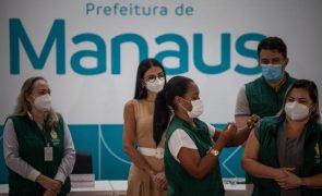 Covid-19: Vacinação em Manaus suspensa após denúncias de irregularidades