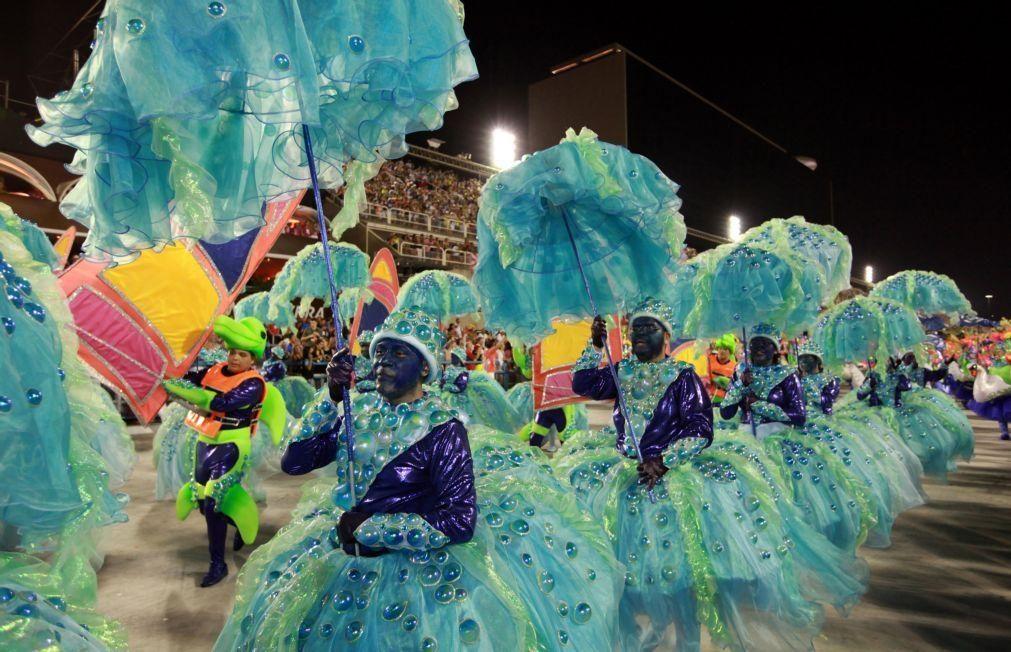 Covid-19: Rio de Janeiro cancela carnaval em julho deste ano e remete para 2022