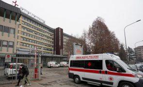 Covid-19: Itália regista 14.078 novos casos e 521 mortes nas últimas 24 horas