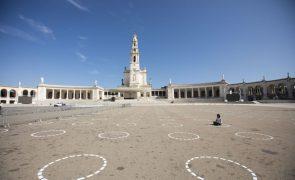 Santuário de Fátima retoma transmissão 'online' de cinco celebrações diárias