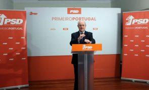 Covid-19: Rui Rio critica Temido por manter fechado hospital de Miranda do Corvo