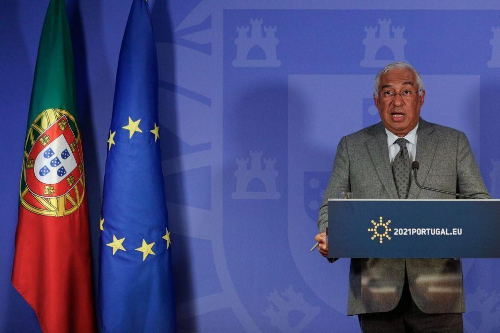 Covid-19: Costa salienta acordo europeu para reconhecimento mútuo dos testes rápidos