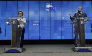 Covid-19: Passageiros de zonas muito perigosas na UE obrigados a teste antes de viagens