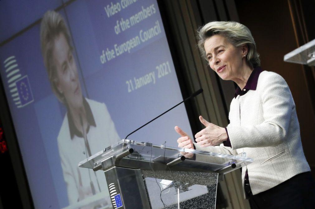 Covid-19: UE sem acordo sobre certificados de vacinação devido a