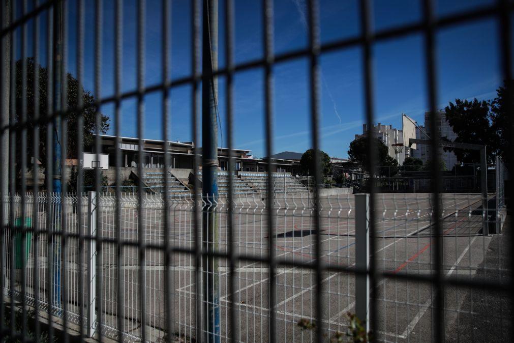 Covid-19: Escolas fechadas durante duas semanas a partir de hoje