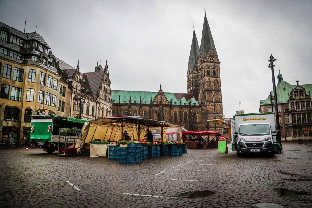 Covid-19: Alemanha ultrapassa as 50.000 mortes