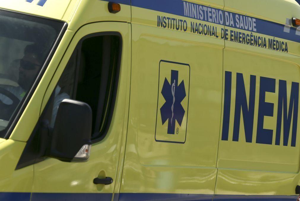 Covid-19: Técnicos de emergência criticam falta de coordenação do INEM