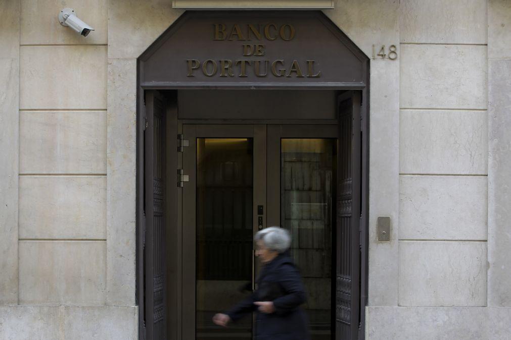 Notas contrafeitas retiradas de circulação pelo Banco de Portugal recuam 26% em 2020
