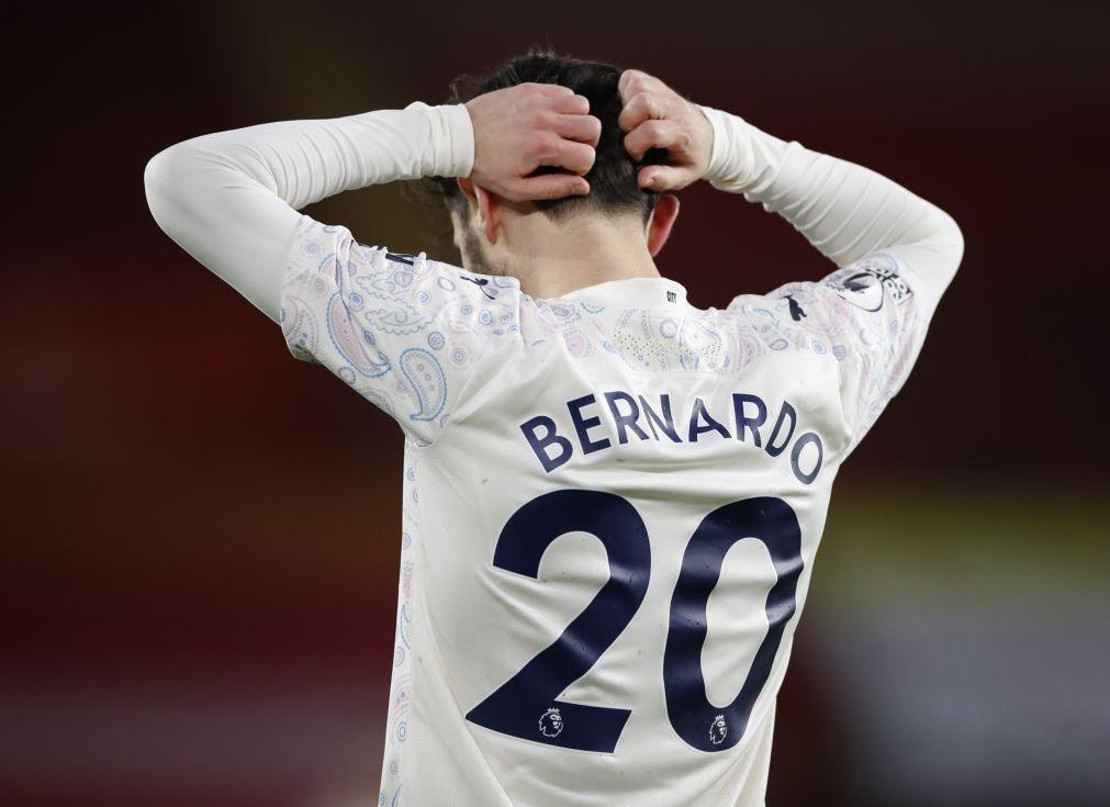 Guardiola diz que Bernardo Silva «está de volta e sempre foi importante»