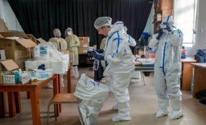 Covid-19: Açores com 40 novos casos e 50 recuperações nas últimas 24 horas