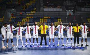 Andebol/Mundial: Cabo Verde deixa Egito sem dois jogadores com covid-19