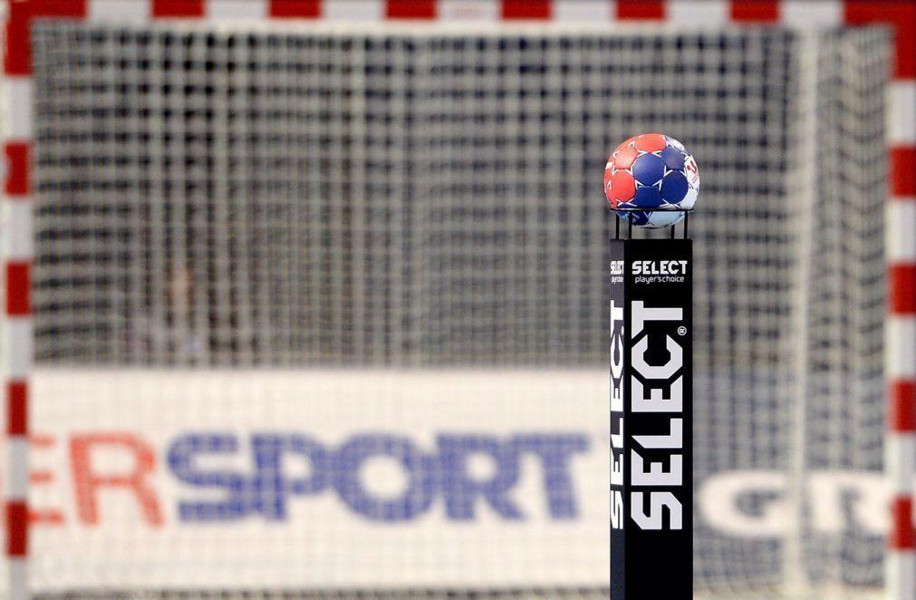 Covid-19: Campeonato e Taça feminina de andebol suspensos até 16 de fevereiro