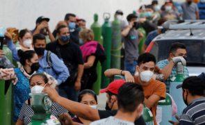 Covid-19: México regista 1.440 mortes em 24 horas