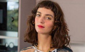 """Joana Barrios vai ter programa a solo: """"Estou radiante"""""""