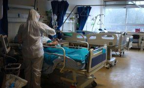 Covid-19: Hospital de Gaia/Espinho abre enfermaria com 33 camas
