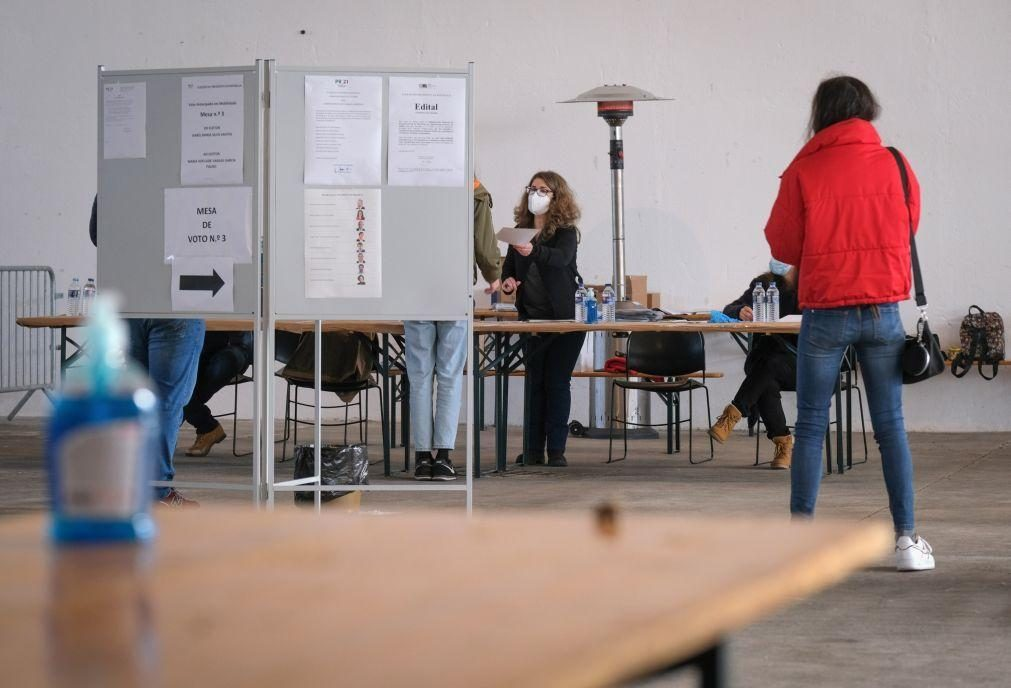 Presidenciais: CNE salienta que votar é seguro e eleitores devem informar-se em que local votam