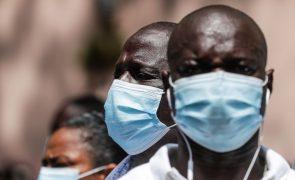 Covid-19: Guiné-Bissau reforça vigilância nas ruas da capital para controlar uso de máscaras