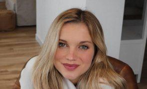 Júlia Palha está apaixonada e acaba de revelar a identidade do namorado