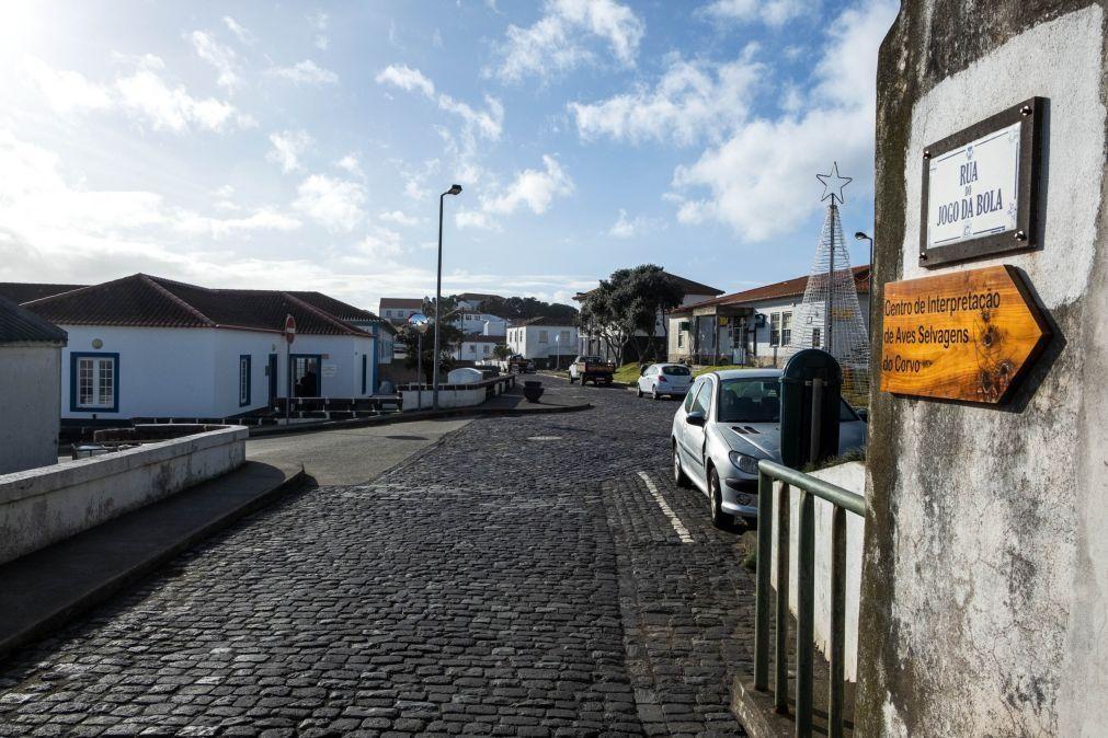 Covid-19: Autoridade de Saúde pede confinamento à população do Corvo