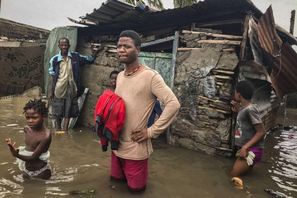 Inundações após ciclone podem afetar 200.000 em Moçambique - UE