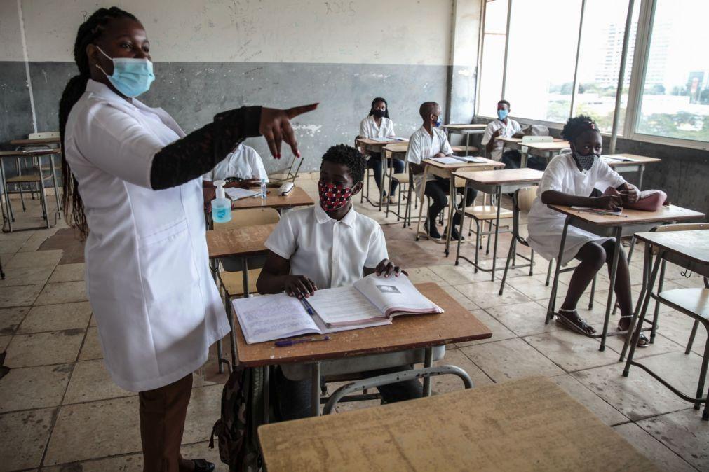 Covid-19: Angola reporta 98 novos casos e mais cinco mortes