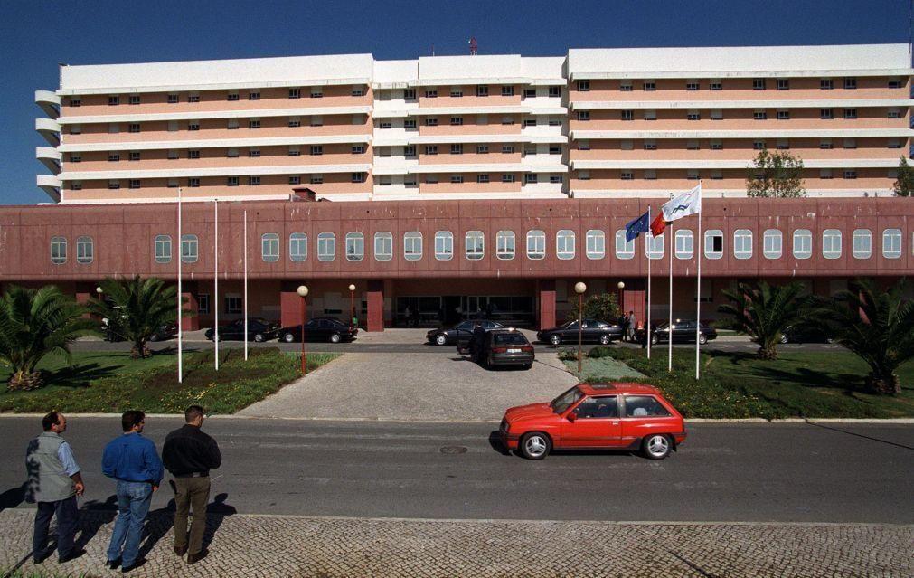 Covid-19: Garcia de Orta ultrapassa os 200 doentes com taxa de ocupação de 250%