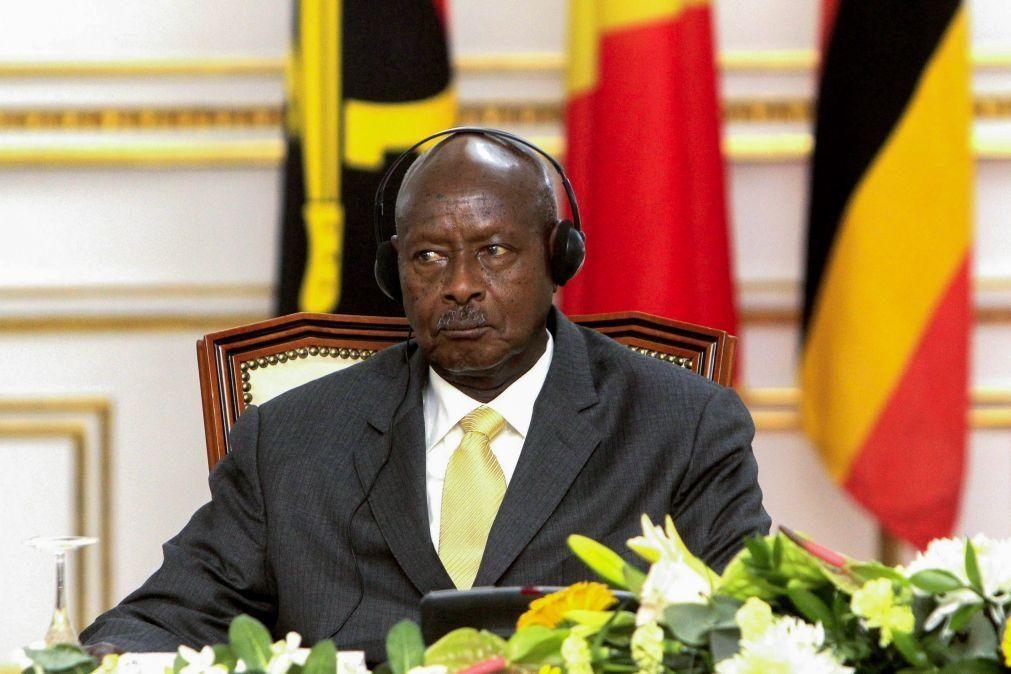 Presidente da República do Congo anuncia recandidatura ao cargo