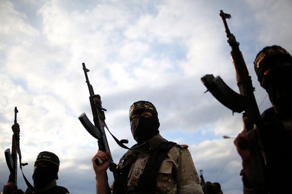 Onze combatentes mortos no Iraque em emboscada de grupo 'jihadista'