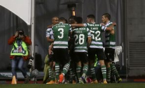 Sporting conquista terceira Taça da Liga ao bater Sporting de Braga