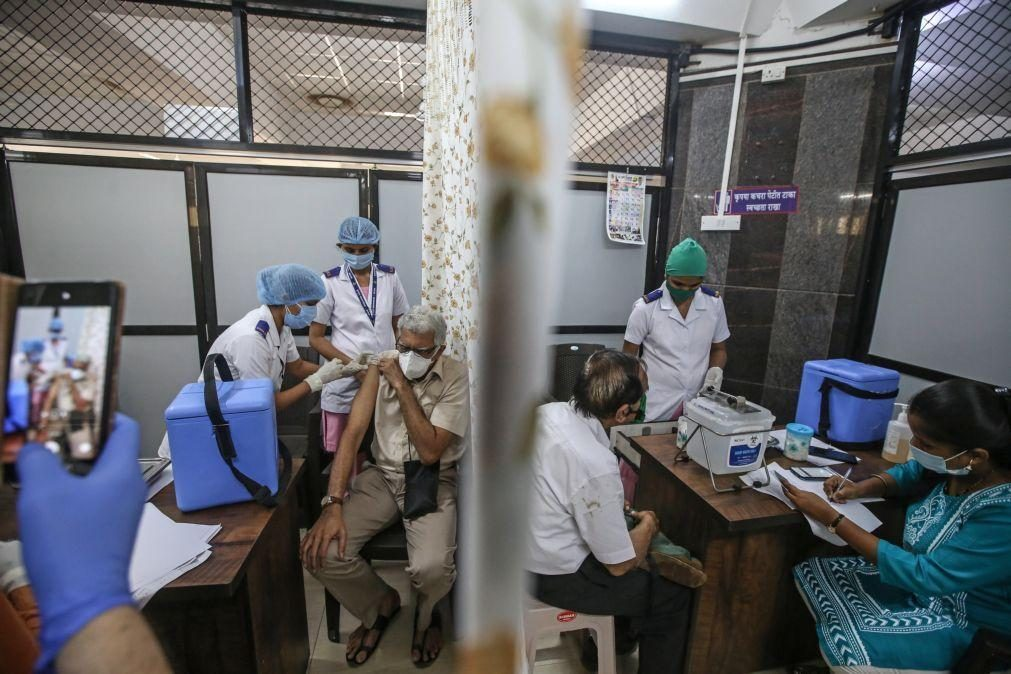 Covid-19: Índia com 155 mortes e mais de 14 mil casos nas últimas 24 horas