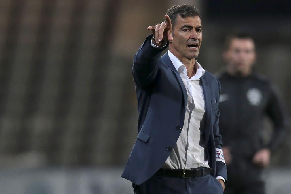 Rui Almeida diz que sete jornadas não chegam para avaliar um treinador