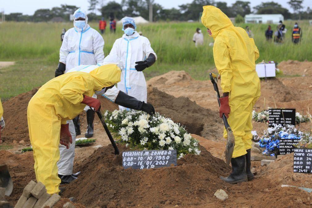 Covid-19: África regista 778 mortes e 27.316 novos casos em 24 horas