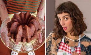 Joana Barrios ensina a fazer pão de banana sem açúcar