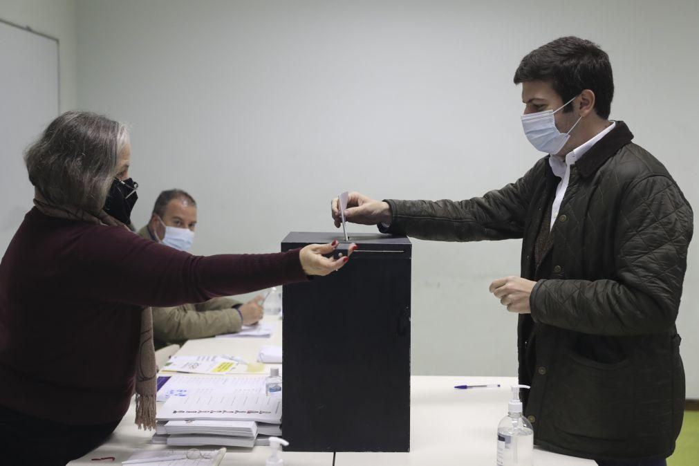 Presidenciais: CDS apela ao voto em segurança e combate à abstenção