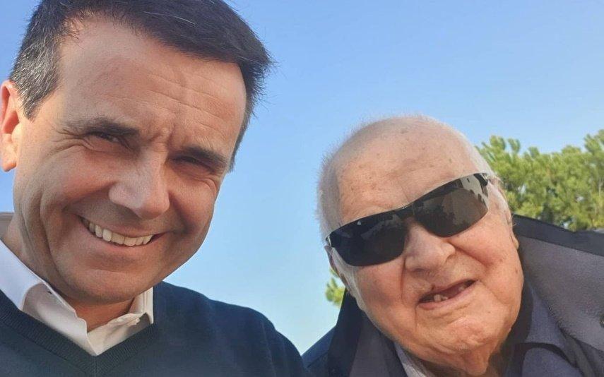 Jorge Gabriel e o adeus ao pai: «Nunca lhe poderei chamar cerimónia»