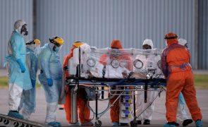 Covid-19: Pandemia já matou 2.121.070 pessoas no mundo