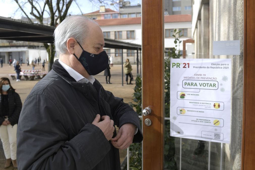 Presidenciais: Rui Rio apela ao voto dos portugueses
