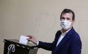 Presidenciais: Vitorino Silva diz que voto defende a democracia