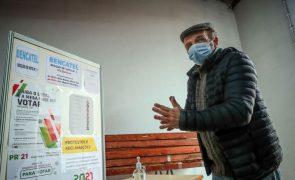 Aldeia alentejana divide-se na hora de votar em protesto com fecho de estrada