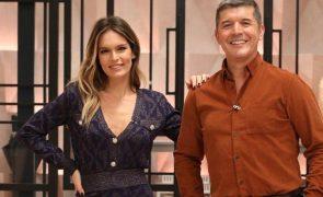 João Baião e Diana Chaves com data de regresso para o matutino da SIC