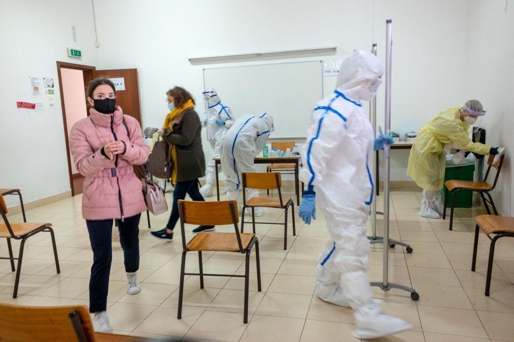 Covid-19: Registados mais 36 doentes nos Açores em 24 horas