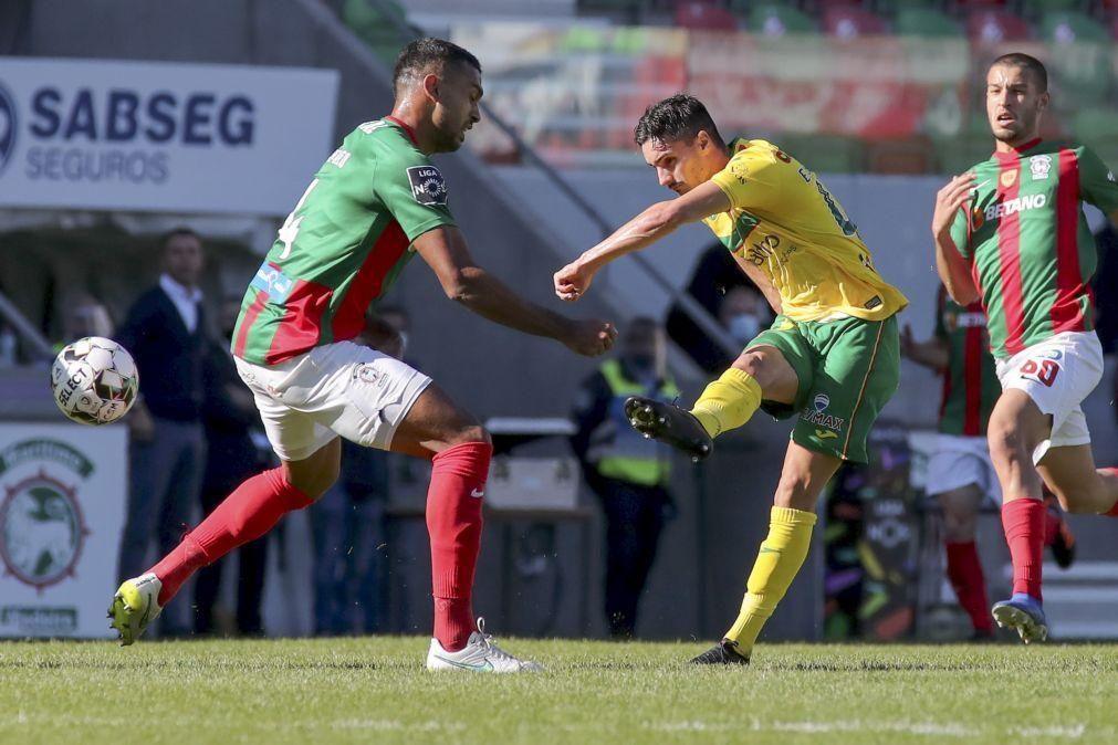 Paços de Ferreira vence Marítimo e sobe ao quarto lugar da Liga NOS