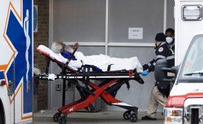 Covid-19: Estados Unidos ultrapasam os 25 milhões de infetados