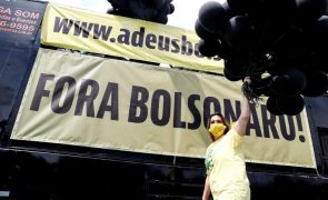 Direita organiza caravana para exigir destituição do Presidente no Brasil