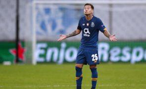 Otávio recupera e está na comitiva do FC Porto que segue para o Algarve