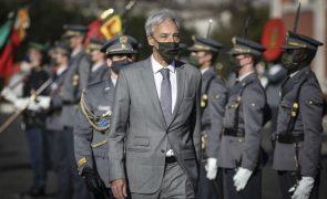 Covid-19: Ministro da Defesa Nacional testa positivo ao novo coronavírus