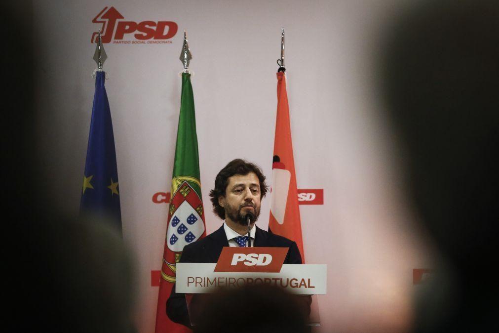 Poiares Maduro alerta que PSD arrisca ficar