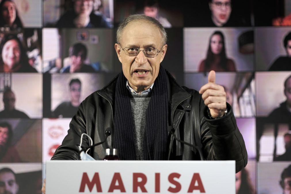«À esquerda todos foram derrotados», afirma Francisco Louçã