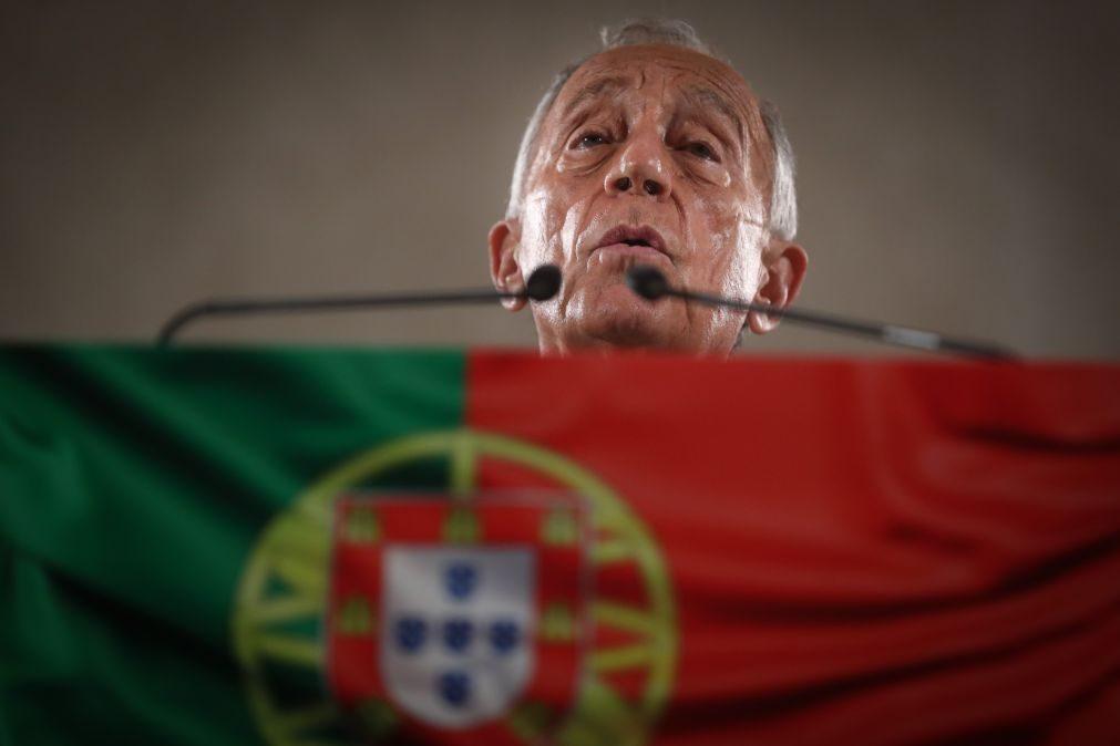 Marcelo Rebelo de Sousa lidera em todos os concelhos do País