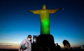Covid-19: Brasil com mais 592 mortes e 28.323 infeções em 24 horas